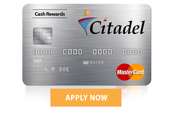 Apply for a credit card at citadel bank cash rewards mastercard looking for a credit card colourmoves