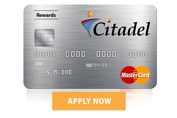 citadel rewards credit card