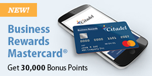 Business Rewards Mastercard