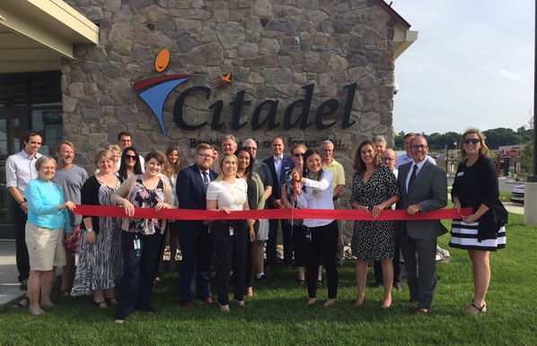 Citadel Hosts Ribbon Cutting Ceremony for New Lancaster Location