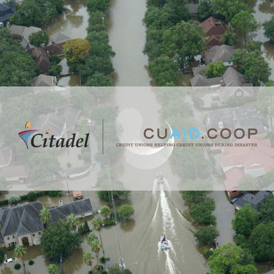 Citadel logo and CUAid logo