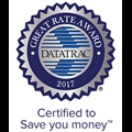 Datatrac Great Rate Awards